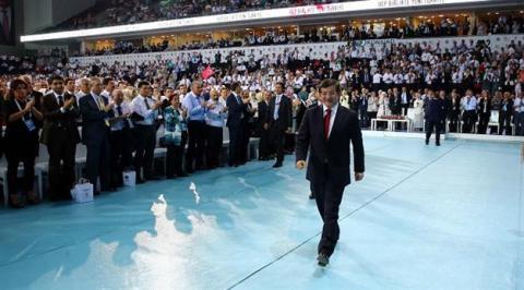 Turkey's new prime minister, Ahmet Davutoğlu (Photo: Anadolu Agency)